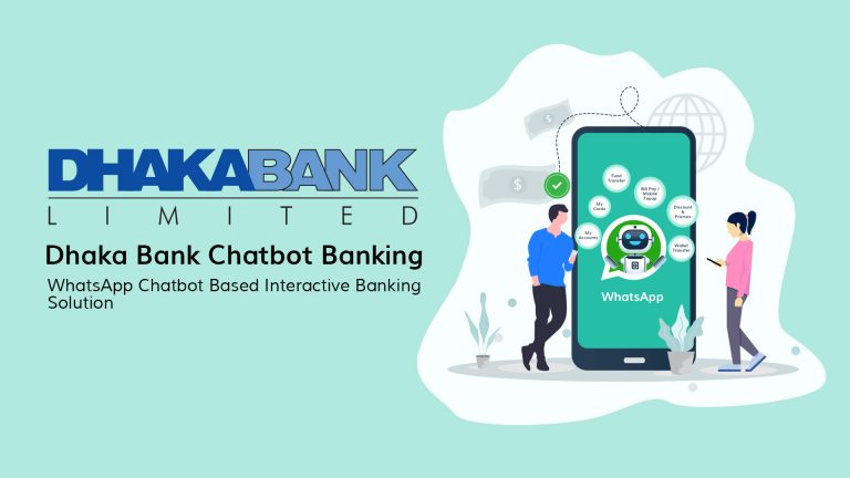 Dhaka bank chatbot cover